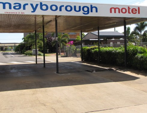 Maryborough Motel and Conference Centre - Lismore Accommodation