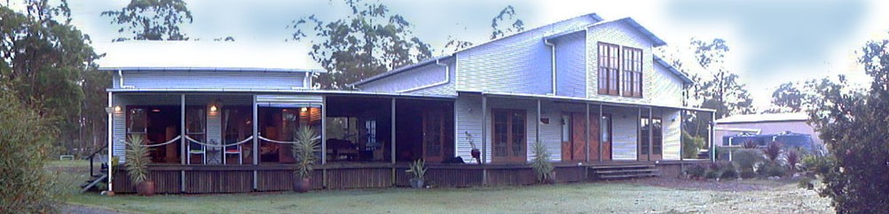 Tin Peaks Bed and Breakfast - Lismore Accommodation