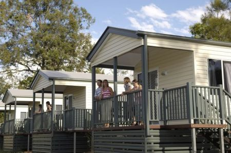 Discovery Holiday Parks - Biloela - Lismore Accommodation