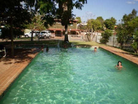Discovery Parks - Mount Isa - Lismore Accommodation