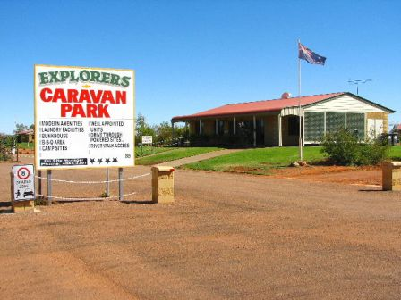 Explorers Caravan Park - Lismore Accommodation
