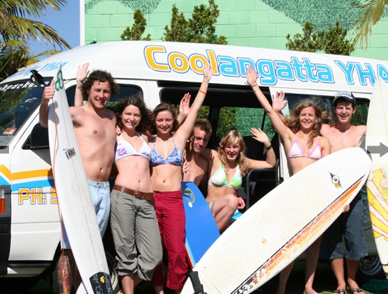 Coolangatta YHA Backpackers Hostel - Lismore Accommodation