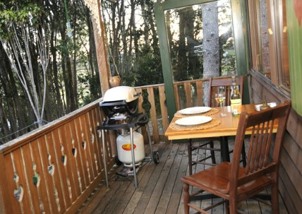 Bavarian Hut and Cottages - Lismore Accommodation