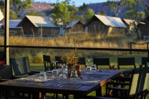 Bell Gorge Wilderness Lodge - Lismore Accommodation