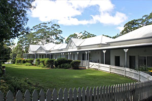 Woodleigh Homestead Bed  Breakfast - Lismore Accommodation