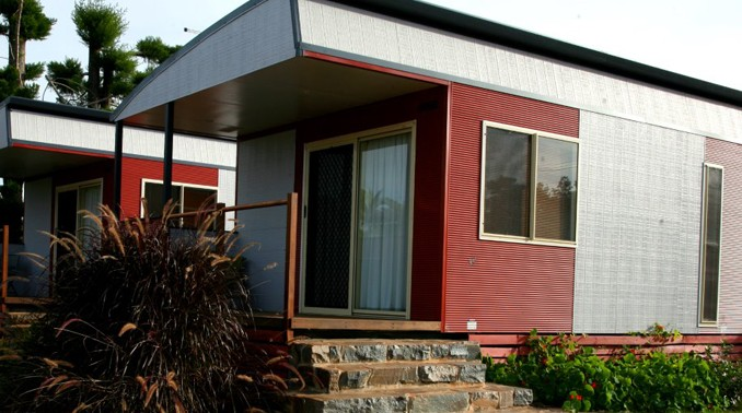 Atherton Holiday Park - Lismore Accommodation