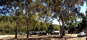 Barracrab Caravan Park - Lismore Accommodation