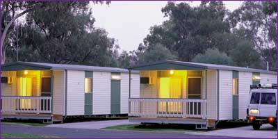 Echuca Caravan Park - Lismore Accommodation