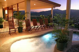 The Summit Rainforest Retreat - Lismore Accommodation