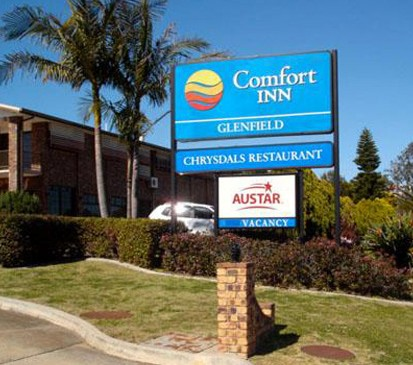 Comfort Inn Glenfield - Lismore Accommodation
