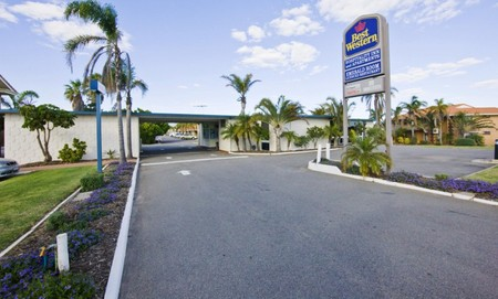 Best Western Hospitality Inn Geraldton - Lismore Accommodation