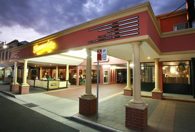 The Commodore Motor Inn - Lismore Accommodation