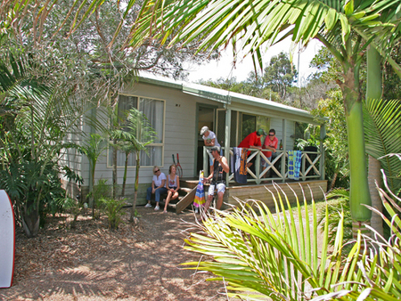 One Mile Beach Holiday Park - Lismore Accommodation