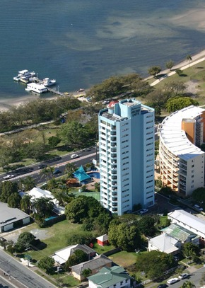 Palmerston Tower - Lismore Accommodation