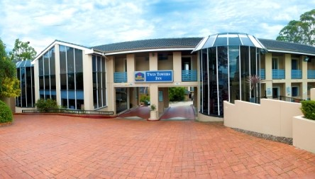 Best Western Twin Towers Inn - Lismore Accommodation