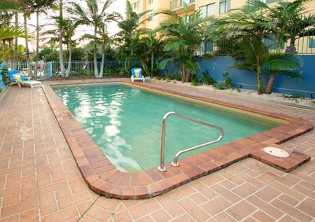 Coral Sea Apartments - Lismore Accommodation