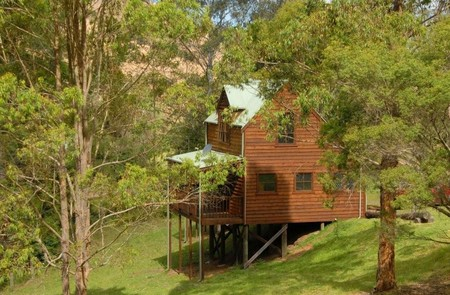 Hookes Creek Forest Retreat - Lismore Accommodation