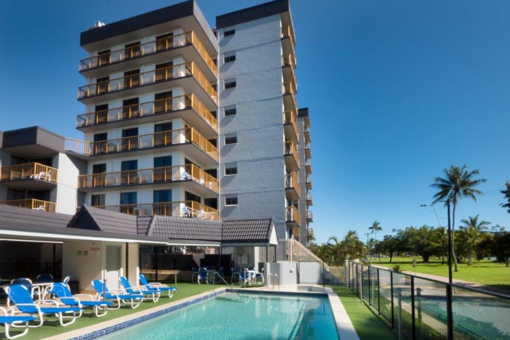 Coral Towers Holiday Apartments - Lismore Accommodation