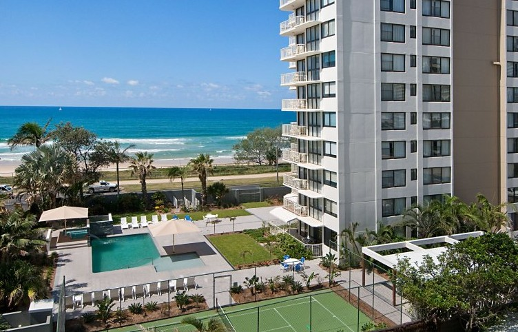 Boulevard Towers - Lismore Accommodation