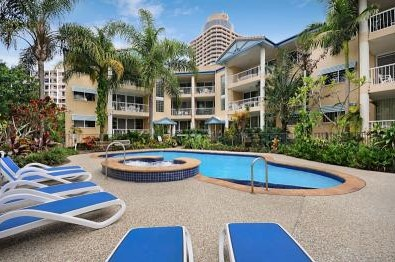 Surfers Beach Holiday Apartments - Lismore Accommodation