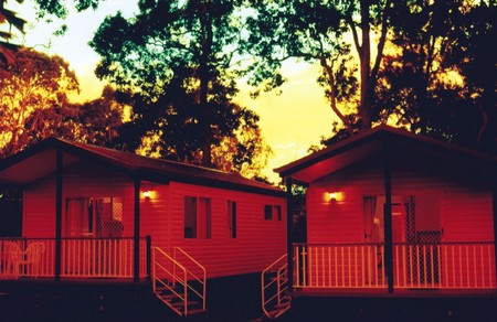 Solitary Islands Marine Park Resort - Lismore Accommodation