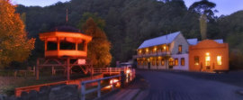 WALHALLA STAR HOTEL - Lismore Accommodation