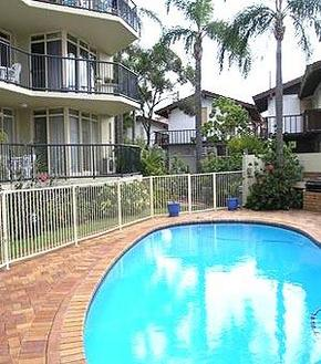 Bayview Beach Holiday Apartments - Lismore Accommodation