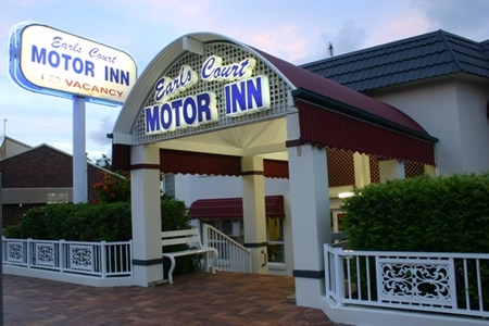 Earls Court Motor Inn - Lismore Accommodation