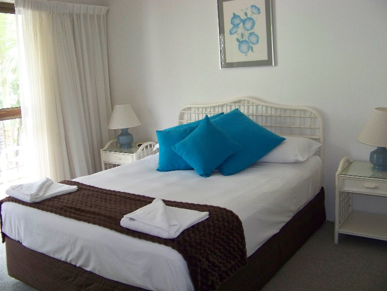 Old Burleigh Court Holiday Apartments - Lismore Accommodation
