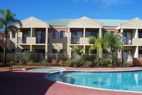Country Comfort Inter City Perth Hotel  Apartments - Lismore Accommodation