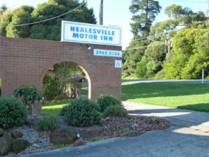 Healesville Motor Inn - Lismore Accommodation