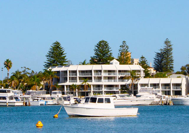 Pier 21 Apartment Hotel Fremantle - Lismore Accommodation