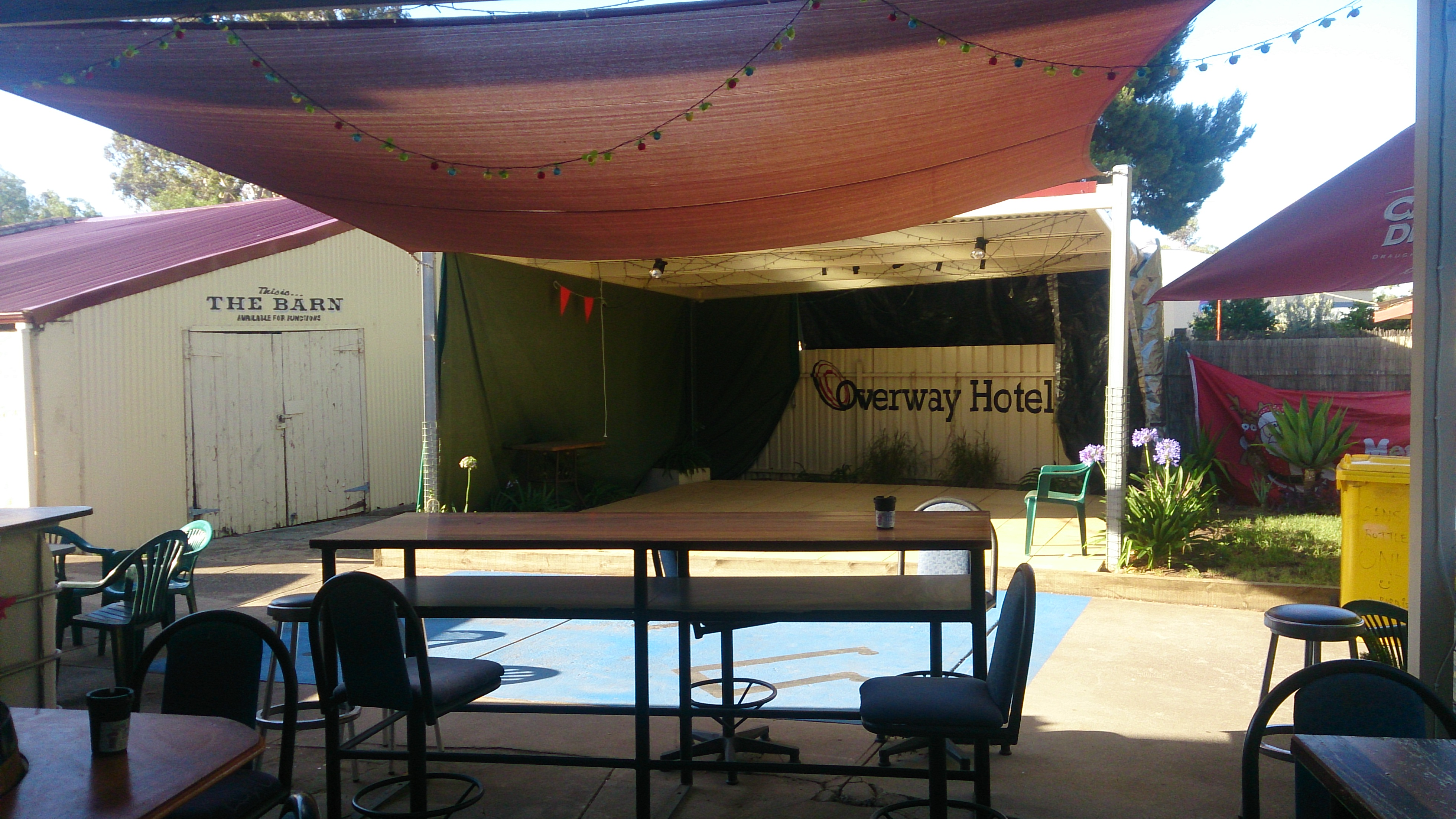 Overway Hotel - Lismore Accommodation