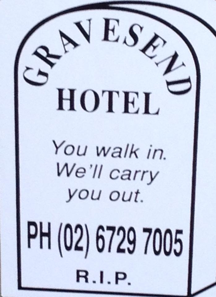 Gravesend Hotel - Lismore Accommodation