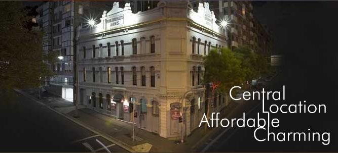 Woolbrokers Hotel - Lismore Accommodation