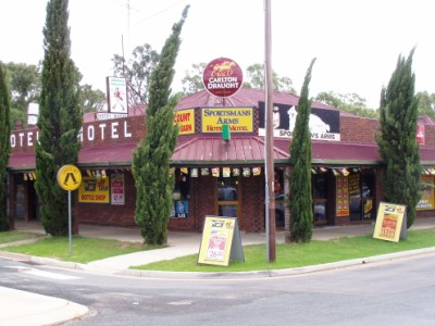 Sportsmans Arms Hotel Motel - Lismore Accommodation