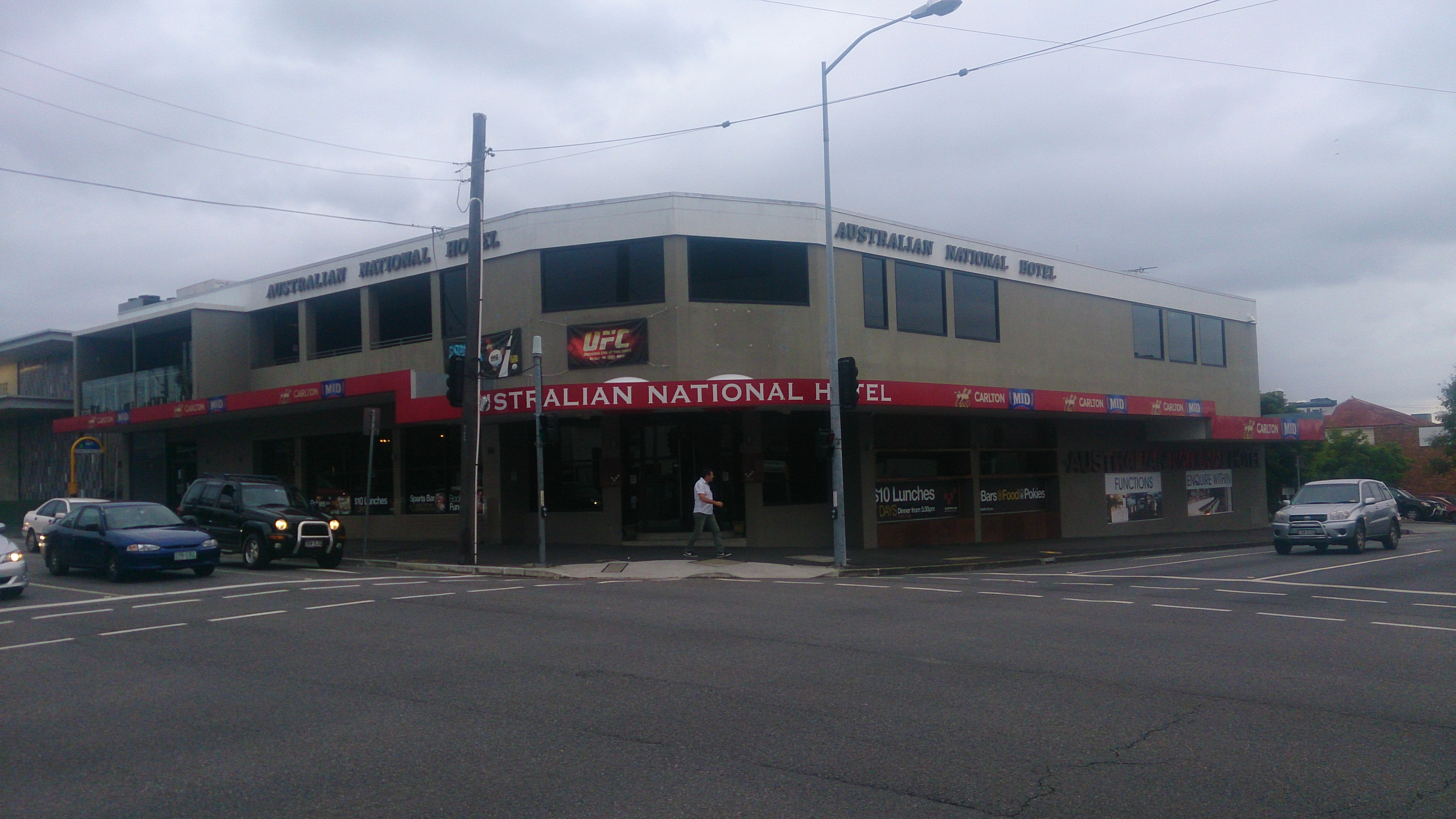 Australian National Hotel - Lismore Accommodation