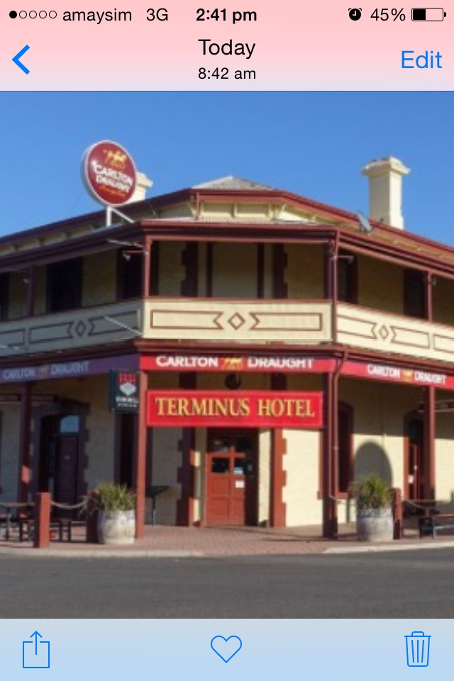 The Terminus Hotel Motel - Lismore Accommodation