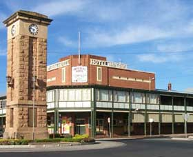 Imperial Hotel Coonabarabran - Lismore Accommodation