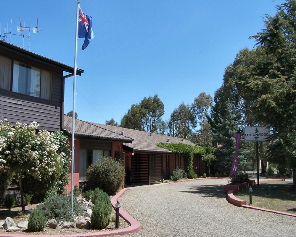 Cottonwood Lodge Motel - Lismore Accommodation