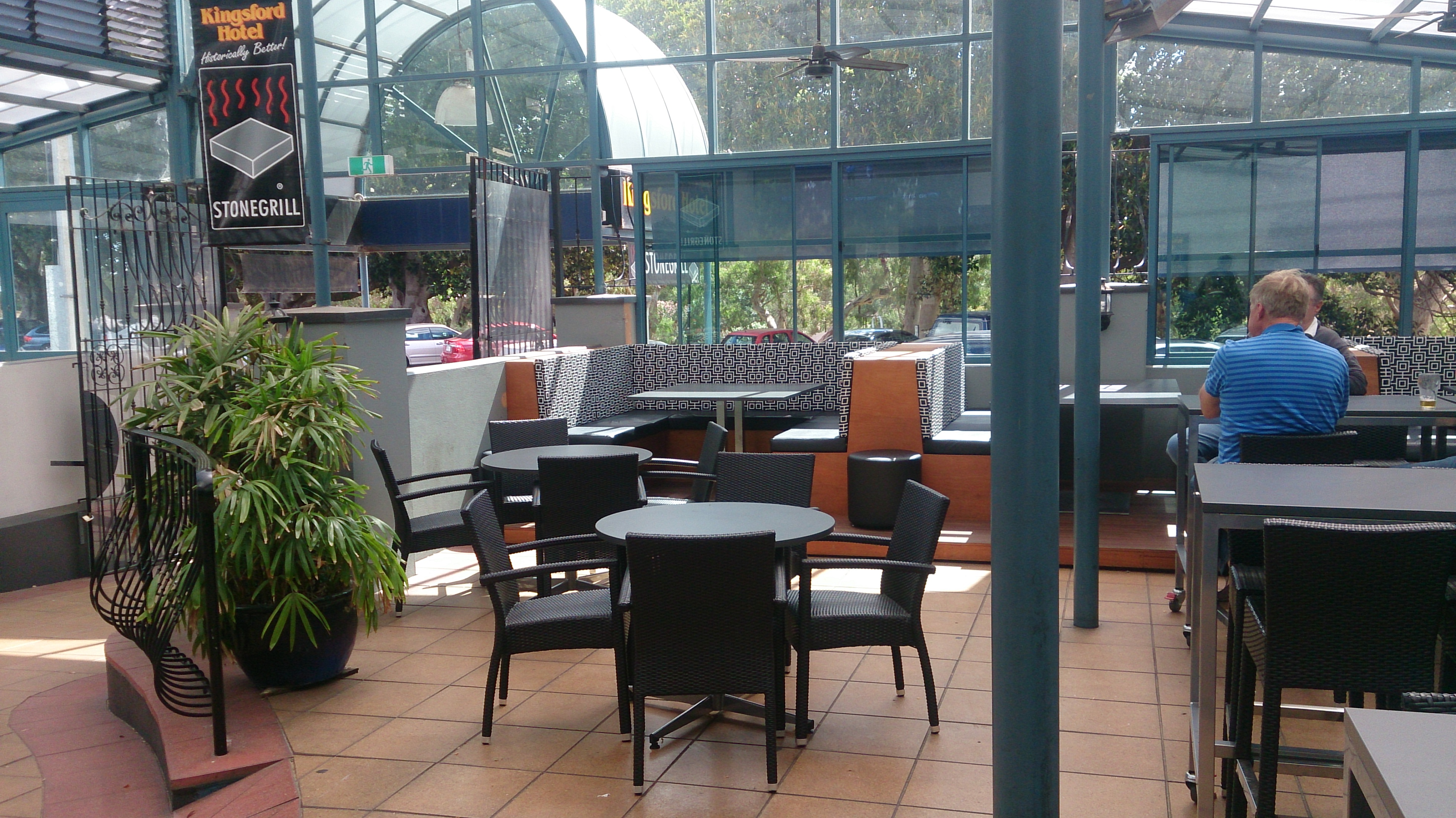 Kingsford Hotel - Lismore Accommodation