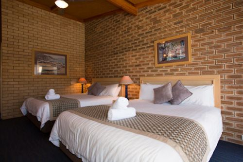 The Town House Motor Inn - Sundowner Goondiwindi - Lismore Accommodation