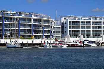 Bluewater Point Resort - Lismore Accommodation
