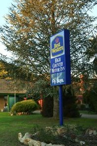 Best Western High Country Motor Inn - Lismore Accommodation
