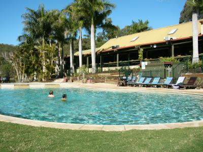 Cedar Lake Country Resort - Lismore Accommodation