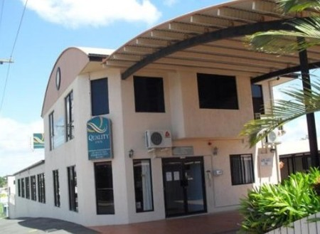 Quality Inn Harbour City - Lismore Accommodation
