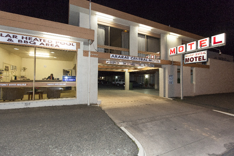 Ararat Central Motel - Lismore Accommodation