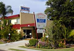 Ipswich City Motel - Lismore Accommodation