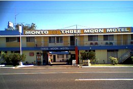 Monto Three Moon Motel - Lismore Accommodation