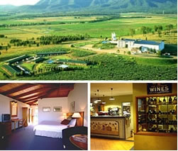 Hunter Resort - Lismore Accommodation